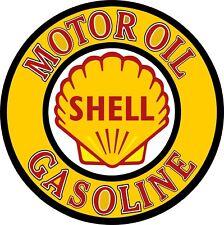 Motorsport Car Exterior Vinyl Stickers Vintage Gasoline Oil Rally Le Mans Decals