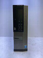 Dell Optiplex 9020 Sff Intel i7-4790 3.6Ghz 8Gb Ram 500Gb Hdd Windows 10 Pro v