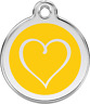 DOG / CAT TAGS - FULLY ENGRAVED TO YOUR WORDING & GUARANTEED FOR LIFE