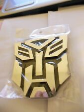 Transformers **Autobots** 3-D- Decal Sticker Car Truck Laptop ** Free Shipping