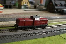 FLEISCHMANN, DIESEL ENGINE V100 2181 WITH AMERICAN COUPLERS, SCALE HO