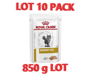 Royal Canin VD URINARY S/O CHICKEN CAT loaf wet 85g  - wet food for cats