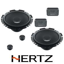 HERTZ DIECI SERIES DSK170.3 17CM 160W WATT 2 WAY COMPONENT SPEAKERS SYSTEM KIT