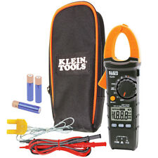 Klein CL210 AC/DC Voltage Auto-Ranging Temperature Digital Clamp Meter