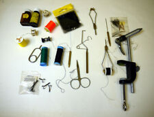 FLY TYING TOOLS AND MATERIALS JOB LOT