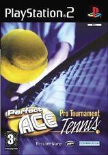 Perfect Ace - Pro Tournament Tennis PS2