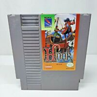 Hook (Nintendo Entertainment System, 1992) Cartridge Tested & Works