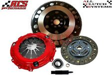 ACS STAGE 1 CLUTCH KIT+LIGHT FLYWHEEL FOR 2008-2011 HONDA CIVIC Si 2.0L