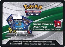 Dusk Mane Necrozma GX SM102 Unused Pokemon Online Booster Codes Emailed