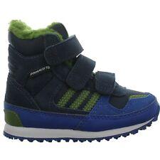 Adidas ZX Winter CF I Blau Grün Baby Kinderschuhe Primaloft Stiefel Boots NEU