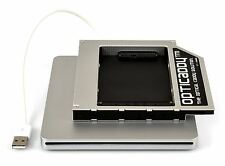 Opticaddy SATA-3 HDD/SSD Caddy KIT für Apple iMac 2009, 2010, 2011