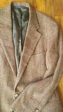Vintage Union Made Polo Ralph Lauren Tweed Blazer Size 40R