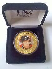 Marian Hossa Chicago Blackhawks NHL Limited Edition Bronze Coin