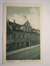 Erlangen - Corps Bavaria - Corpshaus / Studentika
