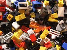 Job Lot 100 Random Small Pieces Bricks Used Lego Add On Finishing Touches