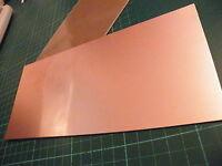 100 x 220mm Copper Clad PCB FR4 Laminate Single Side High Quality Board 003
