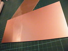 100 x 220mm Copper Clad PCB FR4 Laminate DOUBLE Sided Side High Quality Board