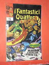 FANTASTICI QUATTRO-4 -N° 60- prima SERIE 1°- DEL 1973 -EDIZIONI CORNO- usato