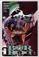 BITTER ROOT #1 Brittney Williams VARIANT Cover D Image 1st Printing *HOT* NM+