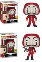 Funko pop special offer casa de papel paper house TOKIO + BERLIN chase serie tv