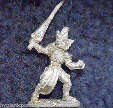 1997 Epic Eldar Comandante Supremo Avatar de Khaine Citadel Warhammer 6mm 40K GW