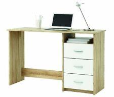 Bureau blanc avec tiroirs pour la maison