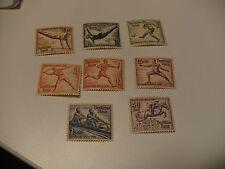 Deutsches Reich 1936 Olimpiadi Berlino MNR 609-16 140,- €