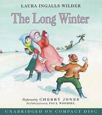 NEW The Long Winter CD (Little House) by Laura Ingalls Wilder
