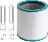 Replacement Air Purifier Filter for Dyson Tower Purifier Pure Cool Link TP01 02