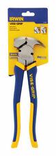 Irwin  Vise-Grip  10-1/4 in. Steel  Fence Pliers  Blue/Yellow  1 pk
