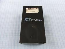 Samsung Galaxy SIII/S3 Neo GT-I9301I 16GB Black! Ohne Simlock! TOP ZUSTAND! OVP