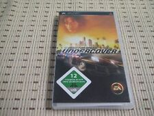 Need for Speed Undercover für Sony PSP *OVP*