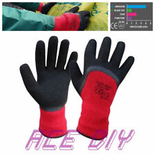 Thermal Arctic Grip Builders Gloves | Winter Cold Storage Freezer Work Glove