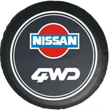 Couvre-roue de secours 4x4 Nissan