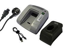 7.2-18V Chargeur pour Black & Decker PS3200, PS3300, Gris, 1 Garantie D'un An