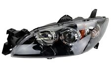 Headlight Mazda 3 BK 09/03-04/09 New Left Front Lamp Sedan 4 Door 04 05 06 07 08