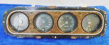 1969 Cougar XR7 Htp Convertible Eliminator ORIG 6K TACHOMETER DASH GAUGE CLUSTER