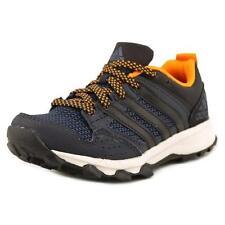 Chaussures bleues en cuir pour garçon de 2 à 16 ans