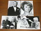 LOT 4 PHOTOS STARS DE CINEMA / FRED ASTAIRE, FAYE DUNAWAY, MARLENE DIETRICH...