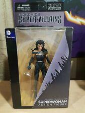 DC multiverse Super-Villains SUPERWOMAN ACTION FIGURE Crime Syndicate NEW NIB