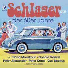 CD Schlager der 60er Jahr von Diverse Interpreten aus The World Of Serie 2CDs