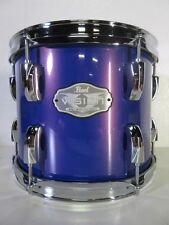 "Pearl Vision VX Rack Tom - 10 X 8"" - RB Blue - Birch Shell"