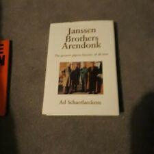 More details for racing pigeon book janssen bros arendonk
