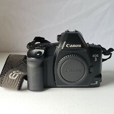 Very good  Canon EOS 3 35mm SLR Film Camera Body