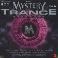DJ Hitch Hiker Mystery trance 5 (mix, 1999) [2 CD]
