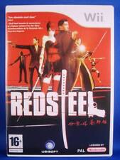 ★☆☆ Wii game - Red Steel ☆☆★