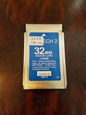 32mb memory card for 1998-2012 Saab v148.000 for Tech 2 scan tool FREE SHIPPING