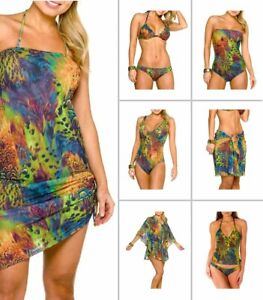 Kiniki Amalfi Women's Tan Through Swimwear & Cover Up Collection