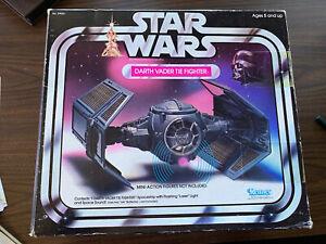1983 Kenner Star Wars Collectors Series Darth Vader's Tie Fighter