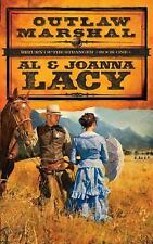 Return of the Stranger: Outlaw Marshal by Al Lacy and JoAnna Lacy (2009, Paperba